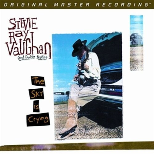 Sky Is Crying Hybrid SACD - DSD Edition by Stevie Ray Vaughan (2011) Audio CD by Stevie Ray Vaughan