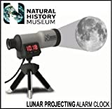 Natural History Museum Lunar Projecting Clock