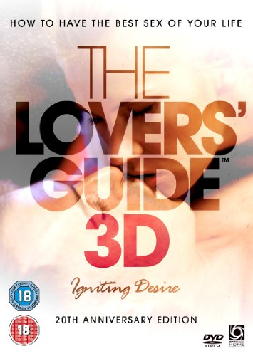 The Lovers' Guide 3D - Igniting Desire [DVD]