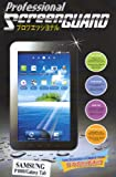 Displayschutzfolie Samsung Galaxy TAB P1000 Crystal Clear Schutzfolie 3-lagig kristallklar kratzfest Display