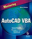 img - for Mastering AutoCAD VBA book / textbook / text book