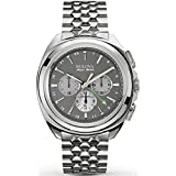 Bulova AccuSwiss Telc Special Edition Automatic Mens Watch 63B187