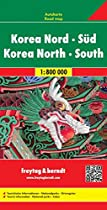 Korea North + South f&b (+r)