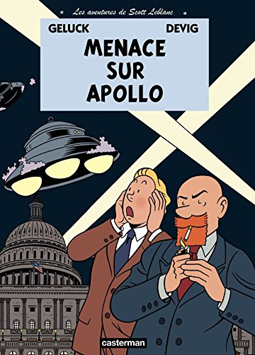Les aventures de Scott Leblanc (Tome 2) - Menace sur Apollo gratuit