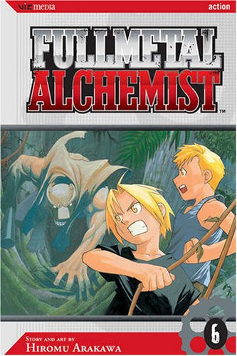 Fullmetal Alchemist, Vol. 6