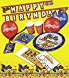 Smooth Industries MX Superstar Birthday Party Pack  8-Pack