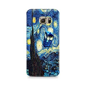 Ebby Doctor Who Premium Printed Case For Samsung S7 Edge