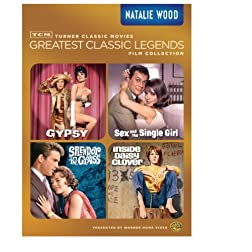 Tcm Greatest Classic: Legends - Natalie Wood