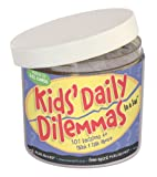 Kids' Daily Dilemmas in a Jar: 101 Decisions to Think & Talk About