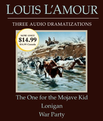 The One for the Mojave Kid/Lonigan/War Party PDF