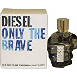 Diesel Only The Brave Eau De Toilette Spray For Men, 75ml
