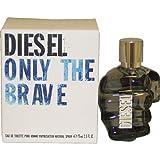 Diesel Only The Brave Eau De Toilette Spray For Men, 75ml
