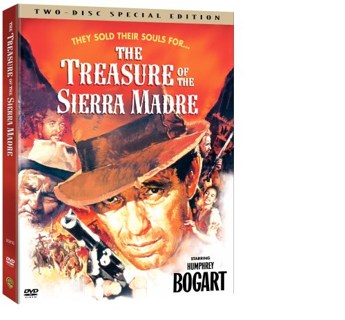 Cover art for  The Treasure of the Sierra Madre (Two-Disc Special Edition)