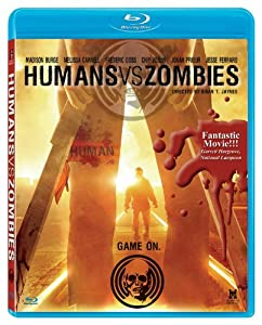 Humans Vs Zombies [Blu-ray]