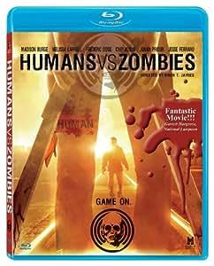 Humans Vs Zombies [Blu-ray]