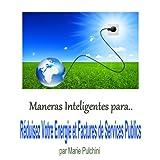Façons Intelligentes Pour Réduire Votre Energie et Factures de Services Publics Livre (illus)