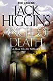Jack Higgins Angel of Death (Sean Dillon Series, Book 4)