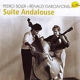 echange, troc Pedro Soler, Renaud Garcia Fons - pedro soler & renaud garcia fons ; Suite andalouse
