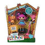 Mini Lalaloopsy Littles Sisters Dolls Squirt Lil' Top & Peanut Big Top