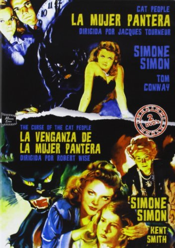 Pack La Mujer Pantera - La Venganza De La Mujer Pantera [Edizione: Spagna]