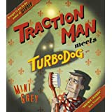 Traction Man Meets Turbodogby Mini Grey