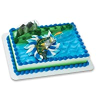 Catching the Big One DecoSet Cake Dec…