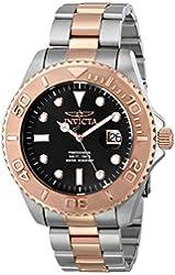 Invicta Men's 15188 Pro Diver Analog Display Swiss Quartz Two Tone Watch