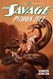 img - for Doc Savage: Python Isle (The Wild Adventures of Doc Savage) book / textbook / text book
