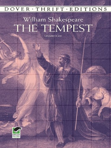 The Tempest Dover Thrift Editions PDF