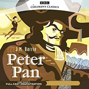 Peter Pan (Dramatised) | [J.M. Barrie]