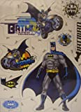 Marvel Heroes Batman: Caped Crusader Large Stickers