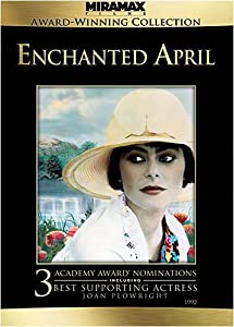 "Cover of ""Enchanted April"""