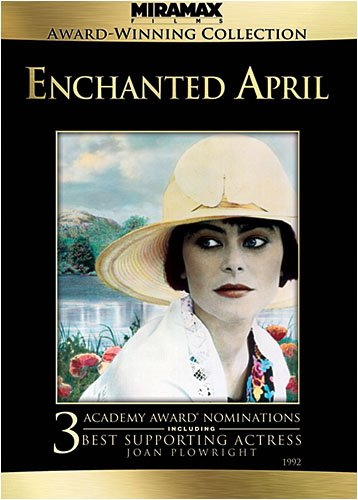 Cover art for  Enchanted April