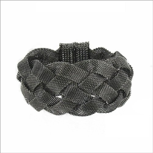 Mesh Magnetic Closure Bracelet #030547