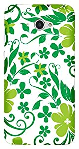 TrilMil Printed Designer Mobile Case Back Cover For Lenovo S930