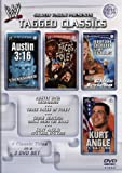 WWE - Austin 3:16 Uncensored / Three Faces Of Foley / Chris Jericho: Break Down The Walls / Kurt Angle: Its True [DVD]