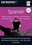 Rapid Spanish: 200+ Essential Words and Phrases Anchored into Your Long Term Memory with Great Music: v. 1 (Musical Brain Trainer)