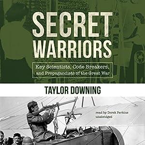 Secret Warriors Audiobook