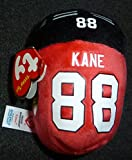 "2017 Chicago Blackhawks Patrick Kane ""Kaner"" Ty Teeny Beanie Baby United Center Stadium Give-A-Way 2-18-17 Brand New with Tag! SGA"