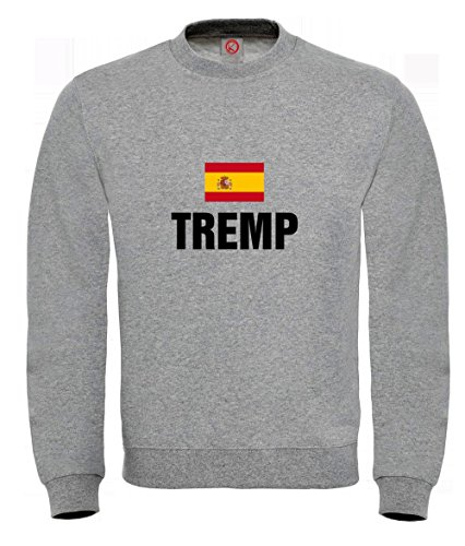 Felpa Tremp Gray