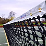 Tennis Net - 3.5mm Double Top *Highest/Best Grade of Tennis Net Available* [Net World Sports]