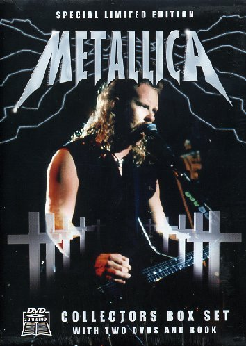 Metallica - Collector's Box Set (2 Dvd+Libro)