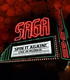 Saga - Spin It Again - Live in Munich [Blu-ray]