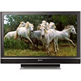 "Sony 37"" BRAVIA Multi-System LCD FLAT PANEL HDTV With WORLD-WIDE NTSC M, PAL BG/PAL I/Secam BG, DK/"