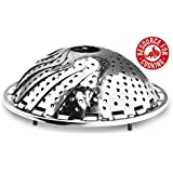 Resource for Cooking Vegetable Steamer Basket Stainless Steel Bpa-free - Large Vegetable Steamer Insert