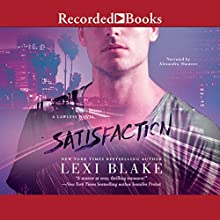 Satisfaction Audiobook by Lexi Blake Narrated by Alexandra Shawnee