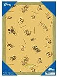 木製パズルフレーム ディズニー世界最小1000ピース用 ナチュラル (29.7x42cm)