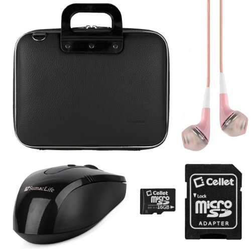 sumaclife-cady-collection-carrying-case-for-toshiba-chromebook-2-133-inch-laptops-pink-vg-headphones