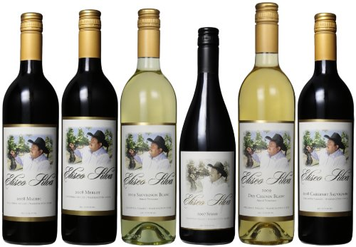 Eliseo Silva Tagaris Winery  Mixed Pack, 6 x 750 mL