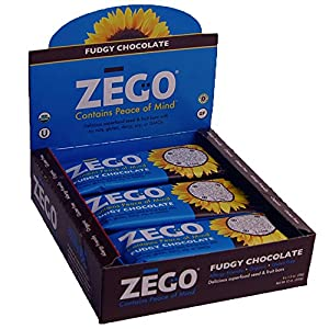 ZEGO Organic Seed & Fruit Bars